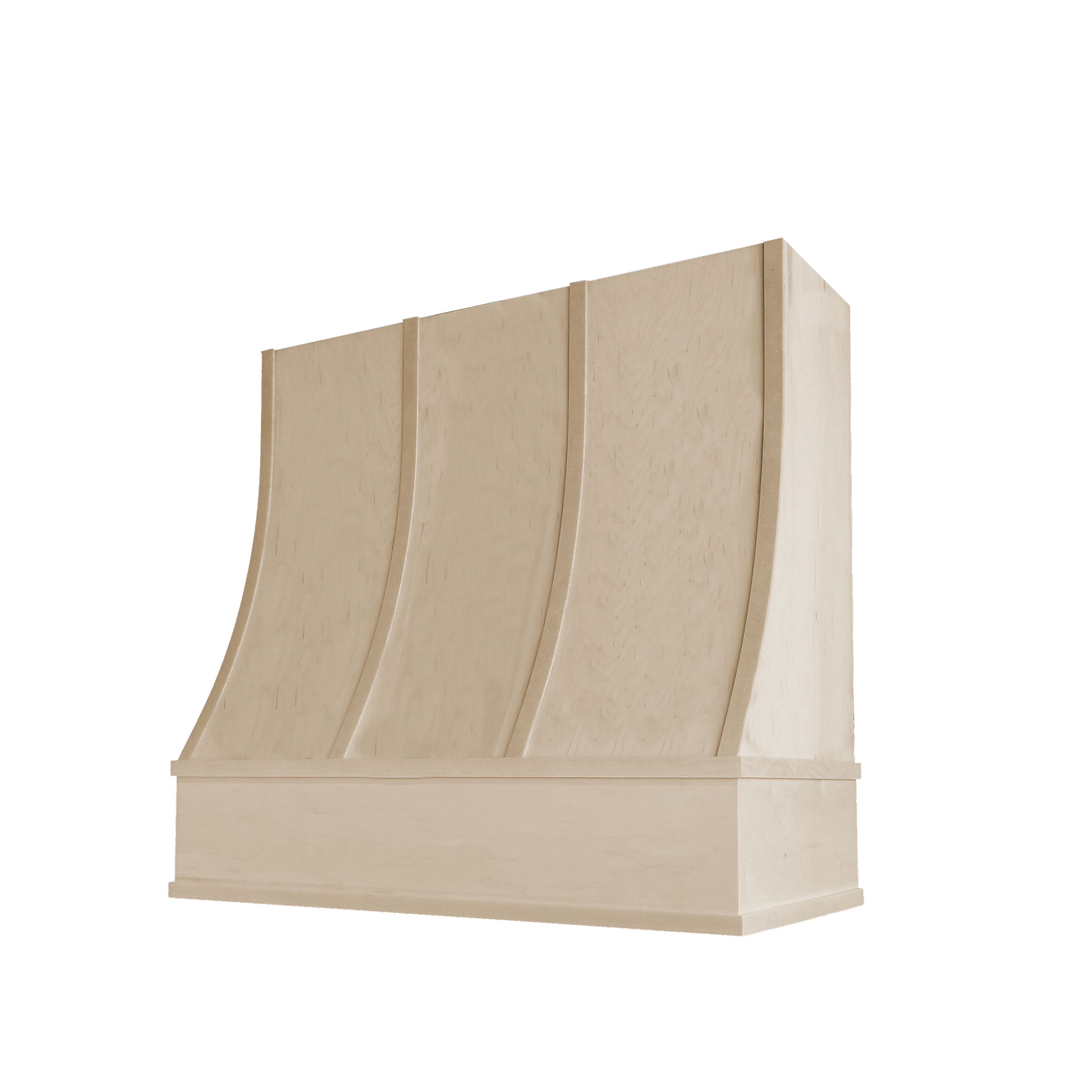 Block Moulding Strapped