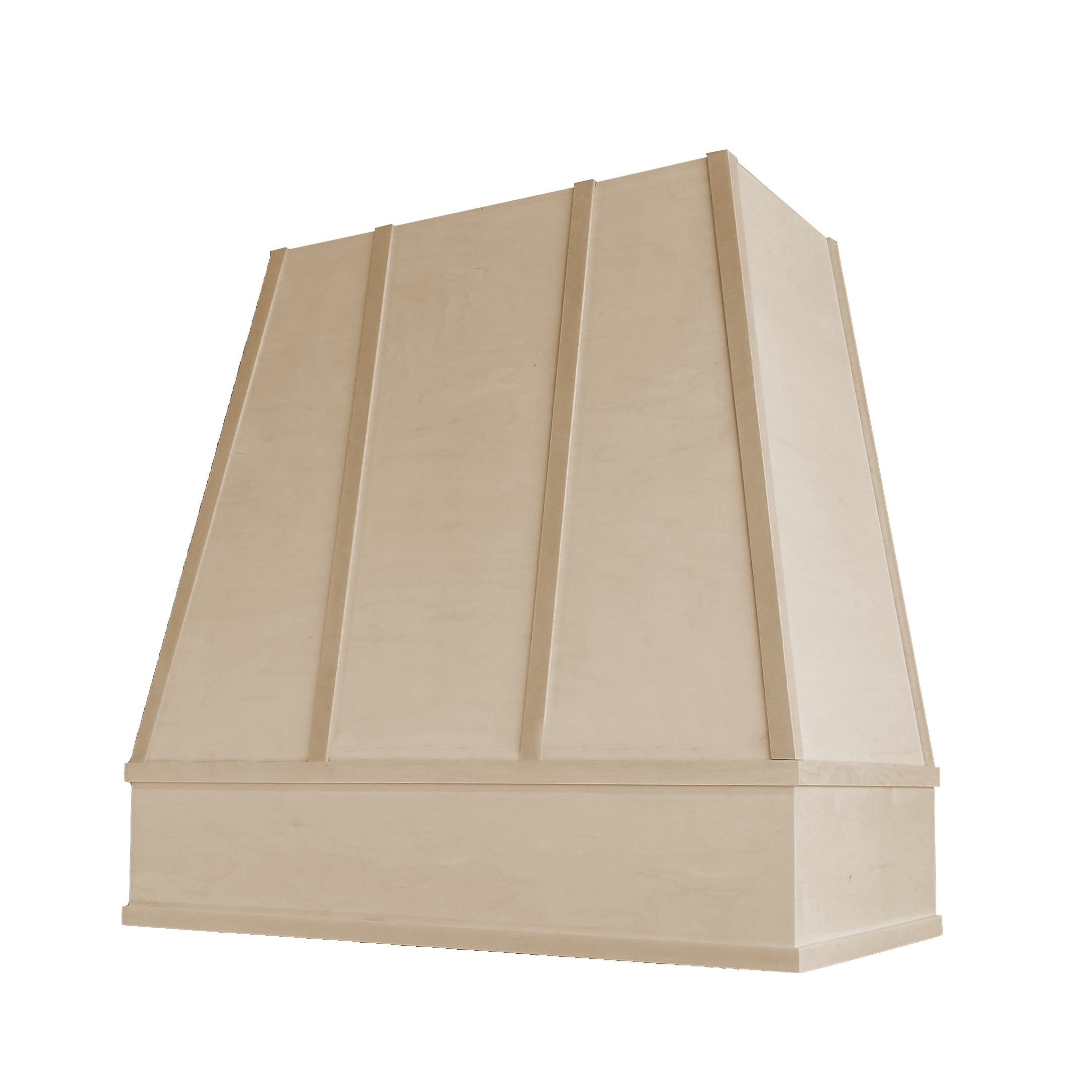 Tapered Block Moulding Strapped
