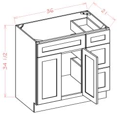 v36 drawers right specs